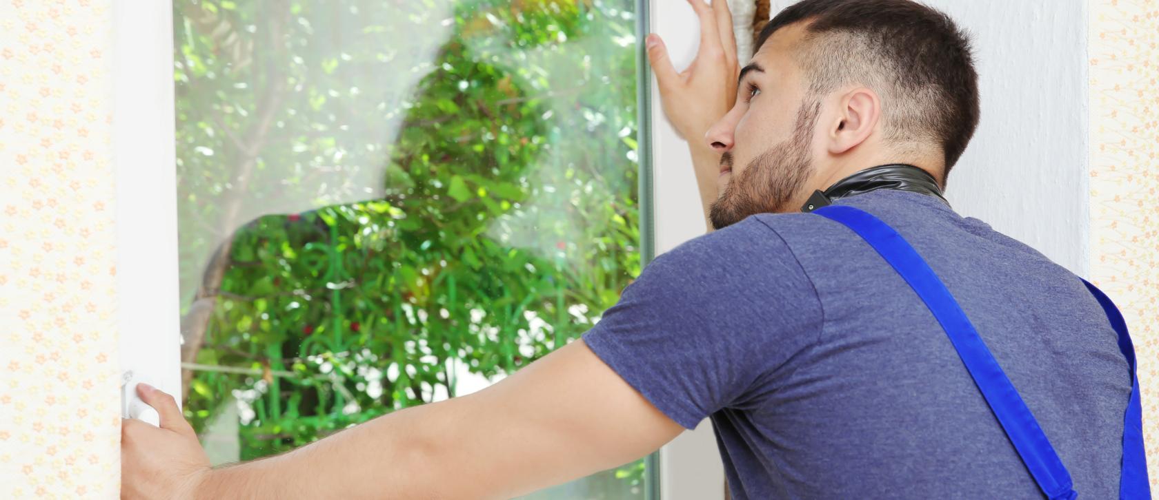 réparation de porte et fenêtre coulissante